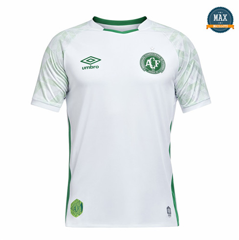 Max Maillots Chapecoense Exterieur 2020/21