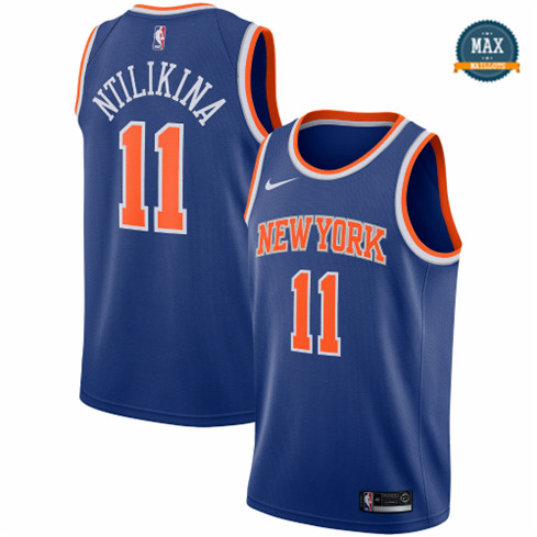 Max Maillot Frank Ntilikina, New York Knicks - Icon