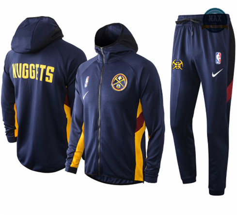 Max Maillot Chándal Denver Nuggets - Gris