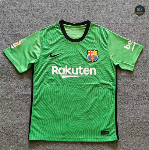 Max Maillots Barcelone Pre Match Vert 2020/21