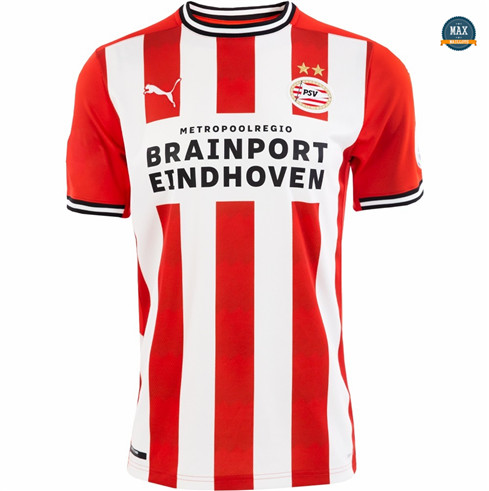 Max Maillots PSV Eindhoven Domicile 2020/21