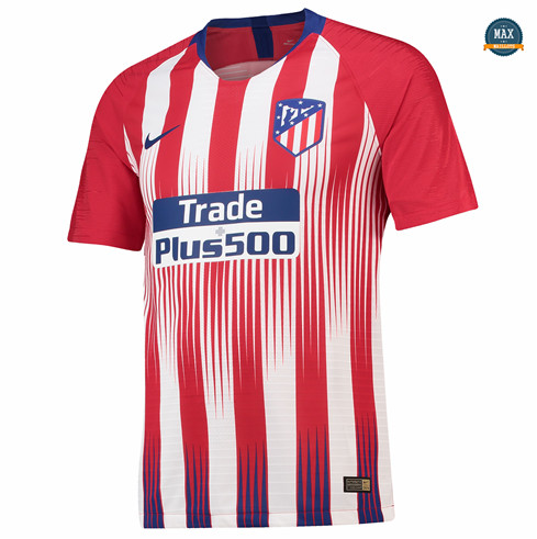 Max Maillot Retro 1819 Atletico Madrid Domicile