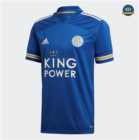 Max Maillots Leicester City Domicile 2020/21