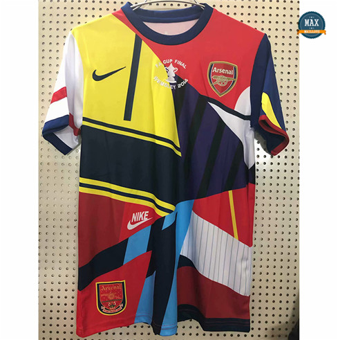 Max Maillot Retro 2014 Arsenal