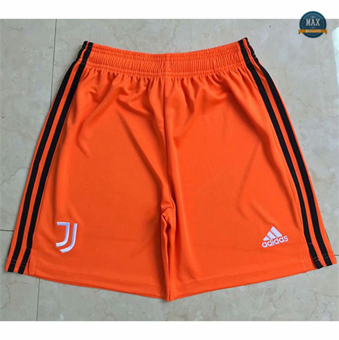 Max Maillot Juventus Short Orange 2020/21