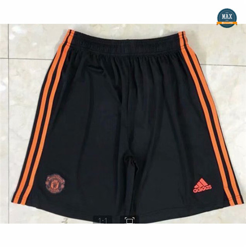 Max Maillots Manchester United Short Orange 2020/21