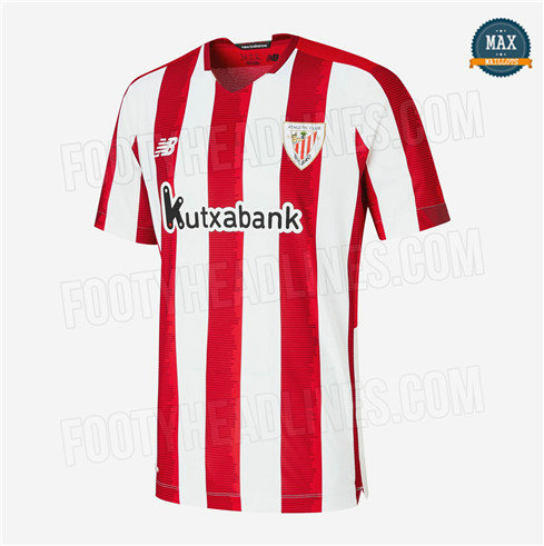 Max Maillot Athletic Bilbao Domicile 2020/21