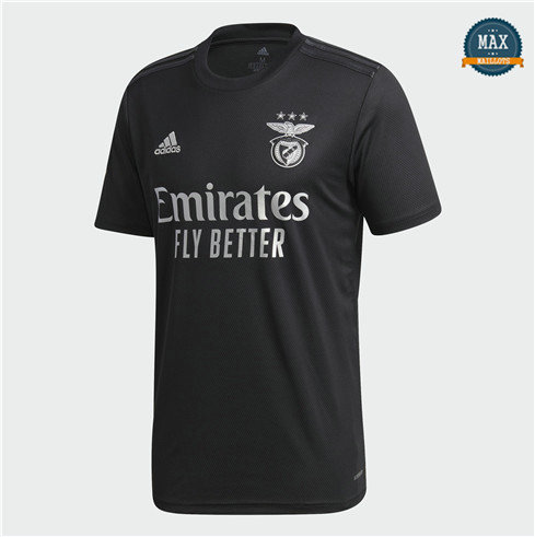 Max Maillots Benfica Exterieur 2020/21