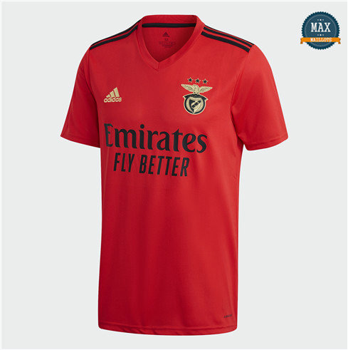 Max Maillot Benfica Domicile 2020/21