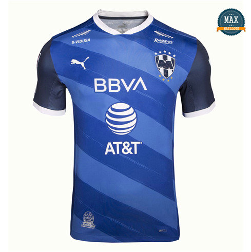 Max Maillots Monterrey Exterieur 2020/21