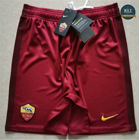 Max Maillots AS Roma Shorts Domicile 2020/21