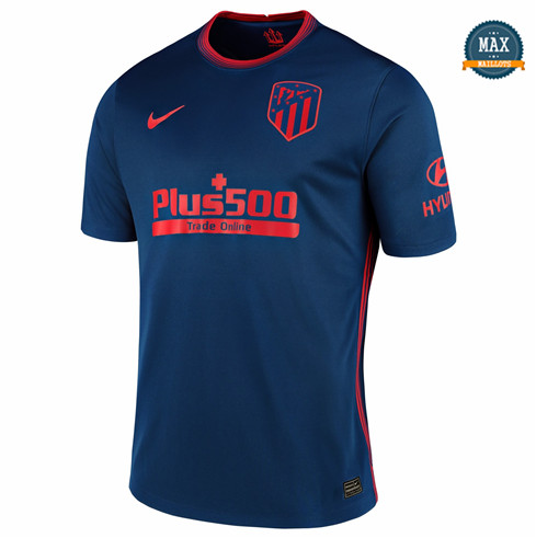 Max Maillots Atletico Madrid Exterieur 2020/21