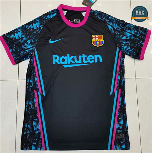 Max Maillot Barcelone 2020/21 Noir