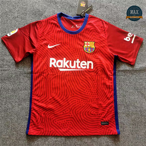 Max Maillot Barcelone training Rouge 2020/21