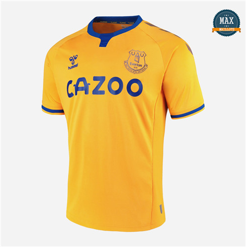 Max Maillots Everton Exterieur 2020/21