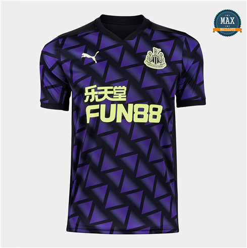 Max Maillots Newcastle United Third 2020/21