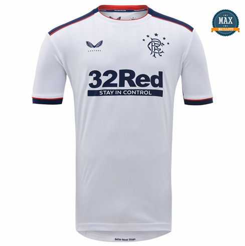 Max Maillots Rangers Exterieur 2020/21