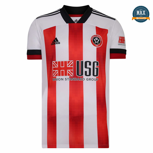 Max Maillot Sheffield United Domicile 2020/21