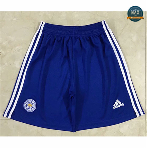 Max Maillot Leicester City Shorts 2020/21 Domicile