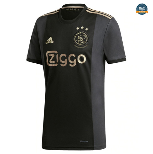 Max Maillot Ajax Third 2020/21