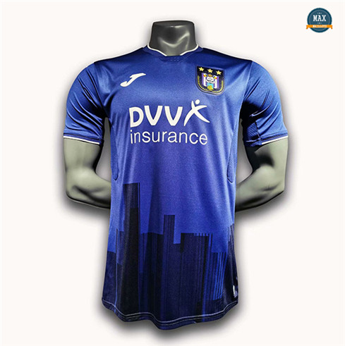 Max Maillot Anderlecht Domicile 2020/21