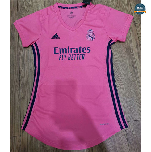 Max Maillot Real Madrid Exterieur Femme 2020/21