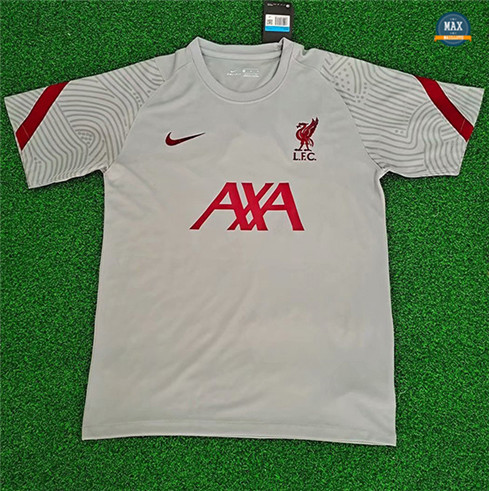 Max Maillot Liverpool training Gris 2020/21