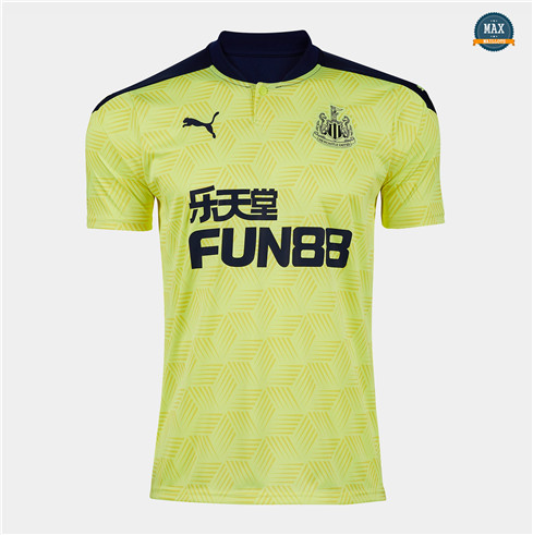 Max Maillot Newcastle United Exterieur 2020/21