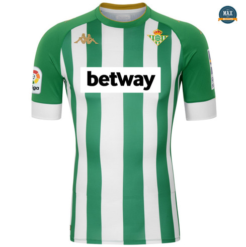 Max Maillots Real Betis Domicile 2020/21