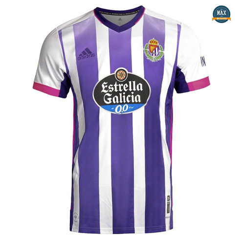 Max Maillots Real Valladolid Domicile 2020/21