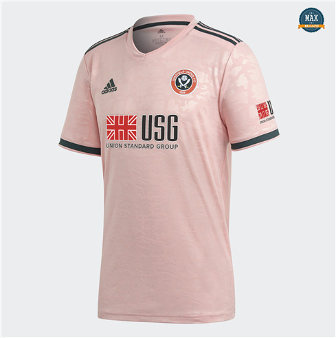 Max Maillot Sheffield United Exterieur 2020/21