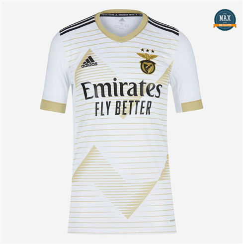 Max Maillot Benfica Third 2020 fiable
