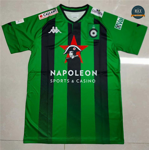 Max Maillots Bruges Vert 2020 fiable