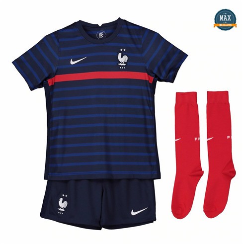 Max Maillots France Domicile 2020 Enfant & Junior fiable