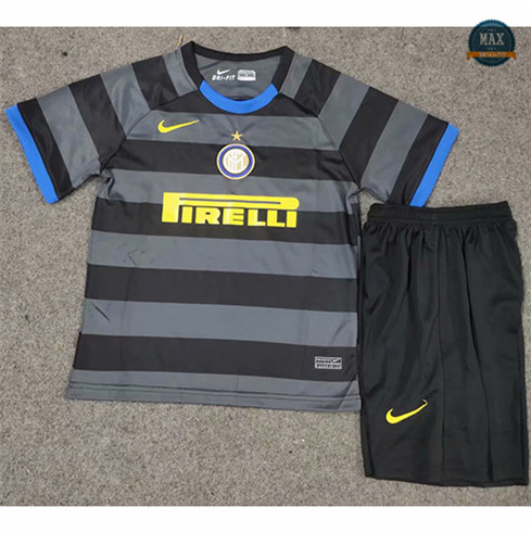 Max Maillot Inter Milan Third 2020 Enfant & Junior fiable