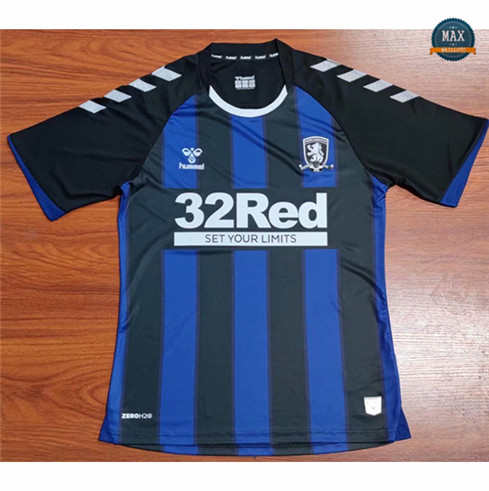 Max Maillots Middlesbrough Exterieur 2020 fiable