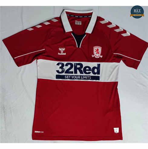 Max Maillot Middlesbrough Domicile 2020 fiable