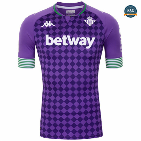 Max Maillots Real Betis Exterieur 2020 fiable