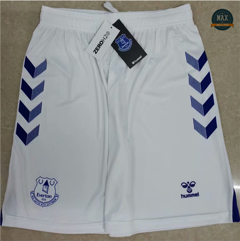 Max Maillots Everton Shorts Domicile 2020 fiable