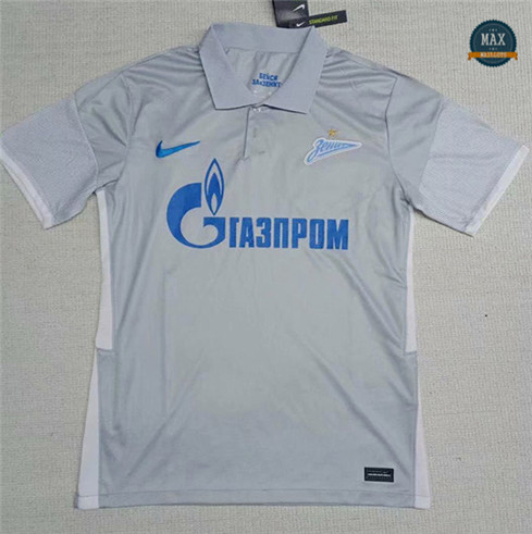 Max Maillot Zenit St Petersburg Gris 2020 fiable