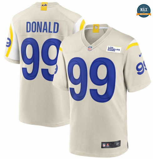 Max Maillot Aaron Donald, Los Angeles Rams - Bone