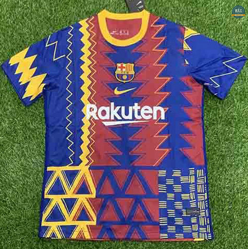 Max Maillot Barcelone Pre-Match training 2021/22