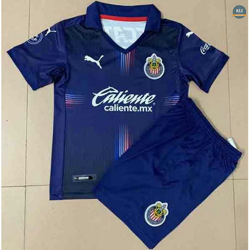 Max Maillot Chivas Regal Enfant Third 2021/22