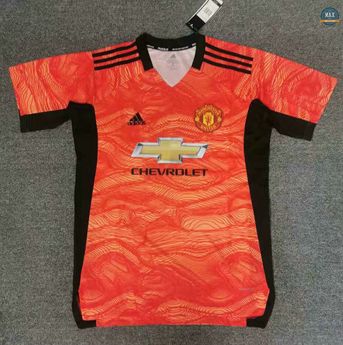 Max Maillot Manchester United pattern Pre-Match training 2021/22