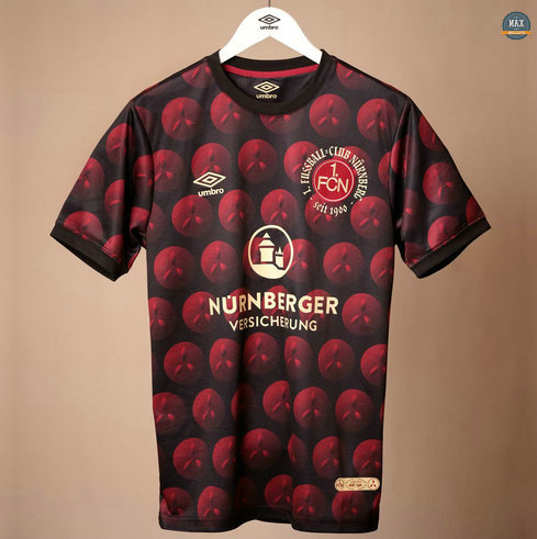 Max Maillots Nurnberg 120th Anniversary Edition 2021/22