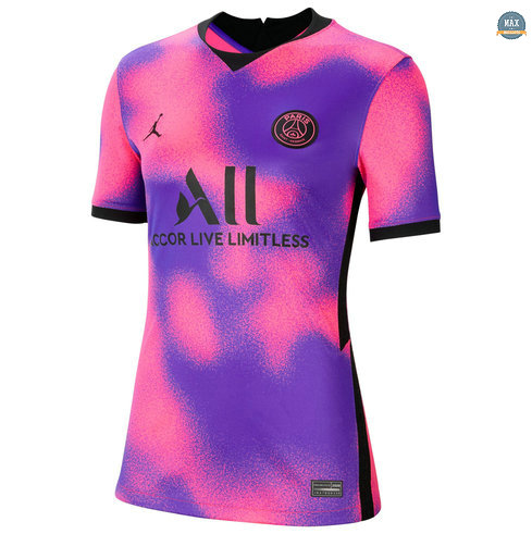 Max Maillots PSG Femme fourth 2020/21
