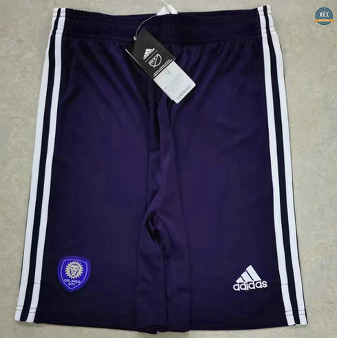 Max Maillots Orlando City Shorts 2021/22 Domicile