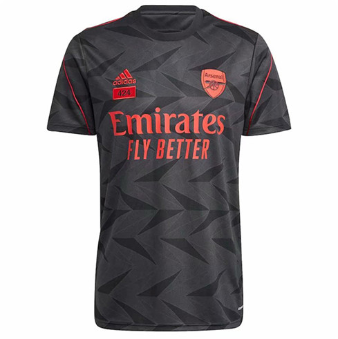 Max Maillot Arsenal 424 collection limitée 2021/22