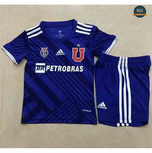 Max Maillots Universidad de Chile Enfant & Junior Domicile 2021/22 Shop Online