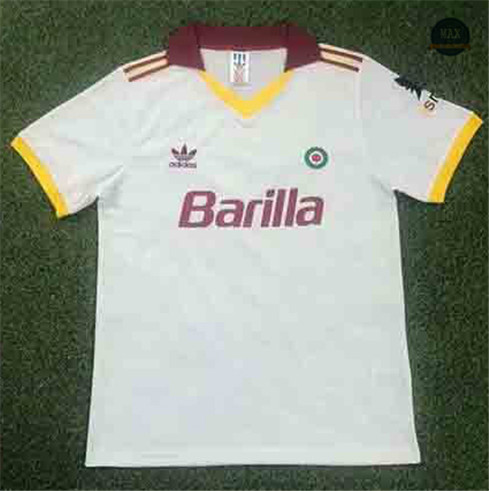 Max Maillot 1991-92 AS Roma Exterieur fiable